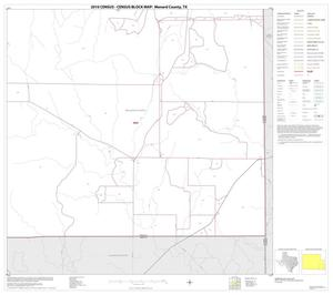 Primary view of object titled '2010 Census County Block Map: Menard County, Block 12'.