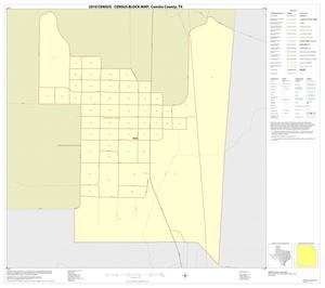 Primary view of object titled '2010 Census County Block Map: Concho County, Inset A01'.