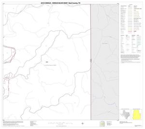 Primary view of object titled '2010 Census County Block Map: Real County, Block 20'.