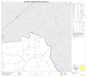 Primary view of object titled '2010 Census County Block Map: Goliad County, Block 3'.
