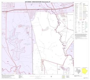 Primary view of object titled '2010 Census County Block Map: Bexar County, Block 52'.