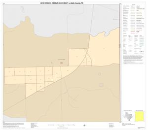 Primary view of object titled '2010 Census County Block Map: La Salle County, Inset B01'.