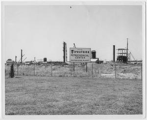 Primary view of object titled 'Firestone Petrochemical Center'.
