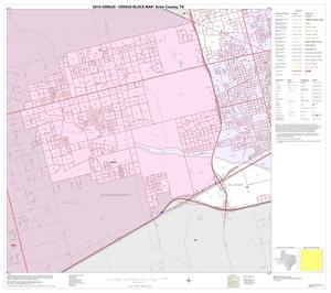 Primary view of object titled '2010 Census County Block Map: Ector County, Inset B03'.