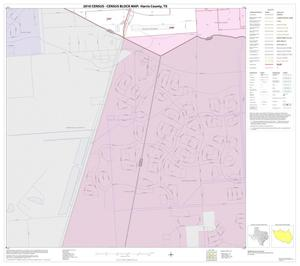 Primary view of object titled '2010 Census County Block Map: Harris County, Block 275'.