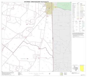 Primary view of object titled '2010 Census County Block Map: Duval County, Block 12'.