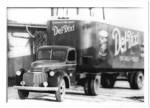 Primary view of object titled '[Del-Dixie Truck]'.