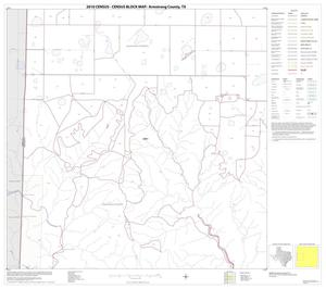 Primary view of object titled '2010 Census County Block Map: Armstrong County, Block 5'.