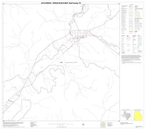 Primary view of object titled '2010 Census County Block Map: Real County, Block 28'.