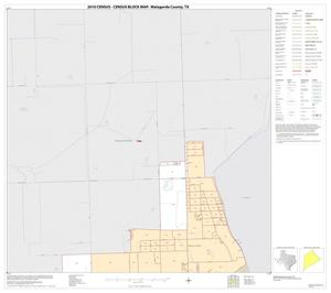 Primary view of object titled '2010 Census County Block Map: Matagorda County, Inset H01'.