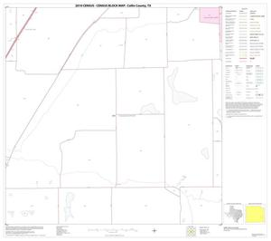 Primary view of object titled '2010 Census County Block Map: Collin County, Block 68'.