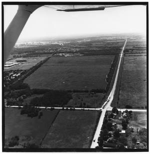 [Aerial View of Western Avenue and Foreman Road]