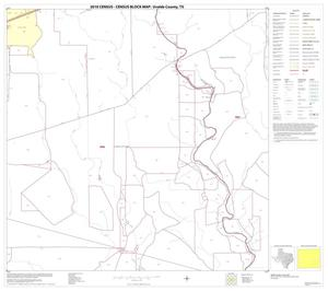 Primary view of object titled '2010 Census County Block Map: Uvalde County, Block 23'.