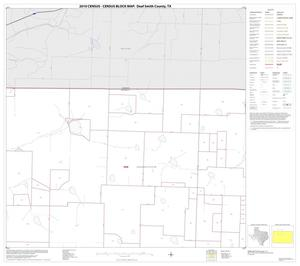 Primary view of object titled '2010 Census County Block Map: Deaf Smith County, Block 2'.