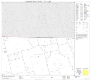 Primary view of object titled '2010 Census County Block Map: Ector County, Block 2'.