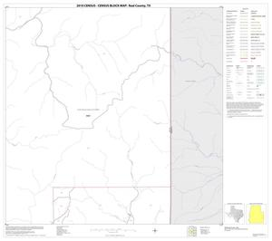 Primary view of object titled '2010 Census County Block Map: Real County, Block 26'.