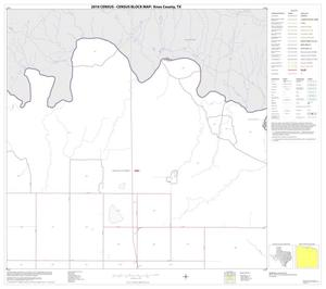 Primary view of object titled '2010 Census County Block Map: Knox County, Block 3'.