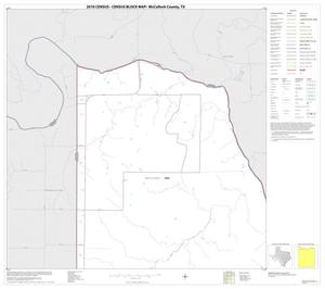 Primary view of object titled '2010 Census County Block Map: McCulloch County, Block 1'.