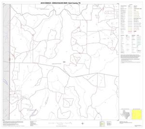 Primary view of object titled '2010 Census County Block Map: Kent County, Block 4'.