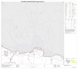 Primary view of object titled '2010 Census County Block Map: Angelina County, Block 4'.
