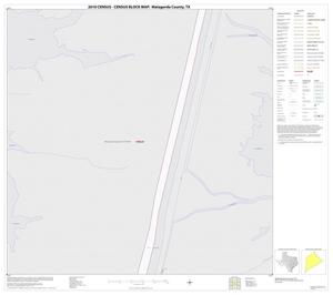 Primary view of object titled '2010 Census County Block Map: Matagorda County, Inset J05'.