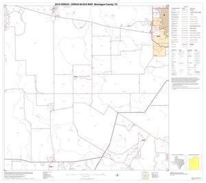 Primary view of object titled '2010 Census County Block Map: Montague County, Block 8'.