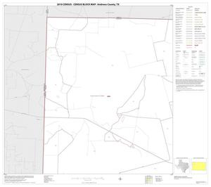 Primary view of object titled '2010 Census County Block Map: Andrews County, Block 1'.