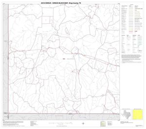 Primary view of object titled '2010 Census County Block Map: King County, Block 7'.