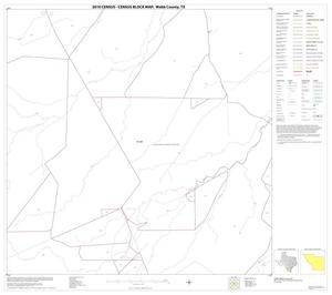 Primary view of object titled '2010 Census County Block Map: Webb County, Block 30'.
