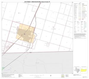 Primary view of object titled '2010 Census County Block Map: Nueces County, Block 30'.