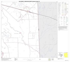 Primary view of object titled '2010 Census County Block Map: Kaufman County, Block 15'.