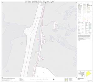 Primary view of object titled '2010 Census County Block Map: Matagorda County, Inset J06'.