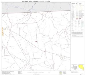 Primary view of object titled '2010 Census County Block Map: Nacogdoches County, Block 2'.