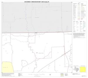 Primary view of object titled '2010 Census County Block Map: Collin County, Block 8'.