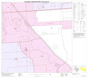 Primary view of object titled '2010 Census County Block Map: Harris County, Block 258'.
