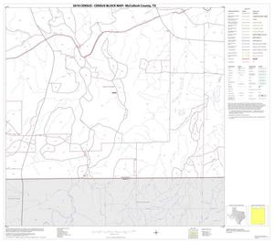 Primary view of object titled '2010 Census County Block Map: McCulloch County, Block 29'.