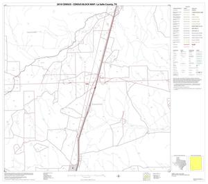 Primary view of object titled '2010 Census County Block Map: La Salle County, Block 17'.