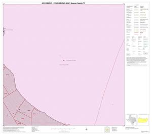 Primary view of object titled '2010 Census County Block Map: Nueces County, Block 18'.