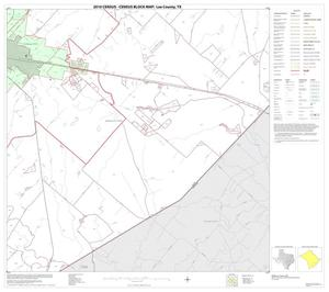 Primary view of object titled '2010 Census County Block Map: Lee County, Block 15'.