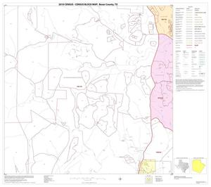 Primary view of object titled '2010 Census County Block Map: Bexar County, Block 8'.