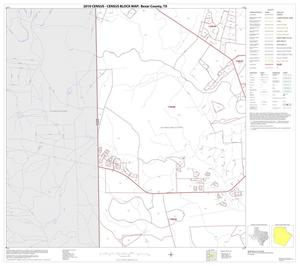 Primary view of object titled '2010 Census County Block Map: Bexar County, Block 30'.