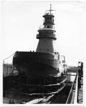 "Primary view of object titled '[Tugboat ""Betty Wood""]'."