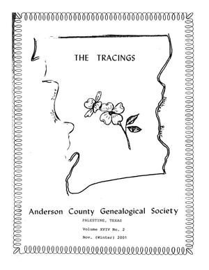 The Tracings, Volume 19, Number 02, November 2001