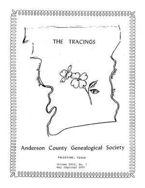 The Tracings, Volume 19, Number 01, May 2001