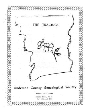 The Tracings, Volume 18, Number 02, November 2000