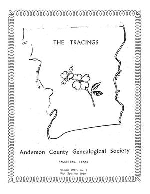 The Tracings, Volume 17, Number 01, May 1999