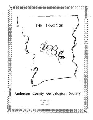 The Tracings, Volume 16, Number 03, November 1997