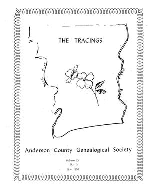 The Tracings, Volume 15, Number 03, November 1996
