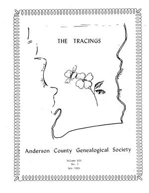 The Tracings, Volume 14, Number 03, November 1995