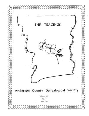 The Tracings, Volume 14, Number 01, March 1995